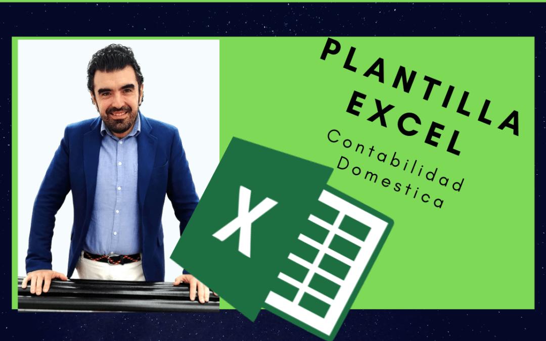 Plantilla Excel contabilidad domestica