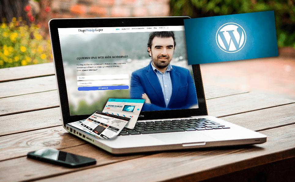 diseñador web ronda