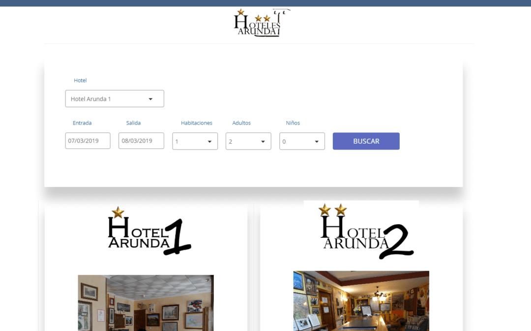 Hoteles Arunda