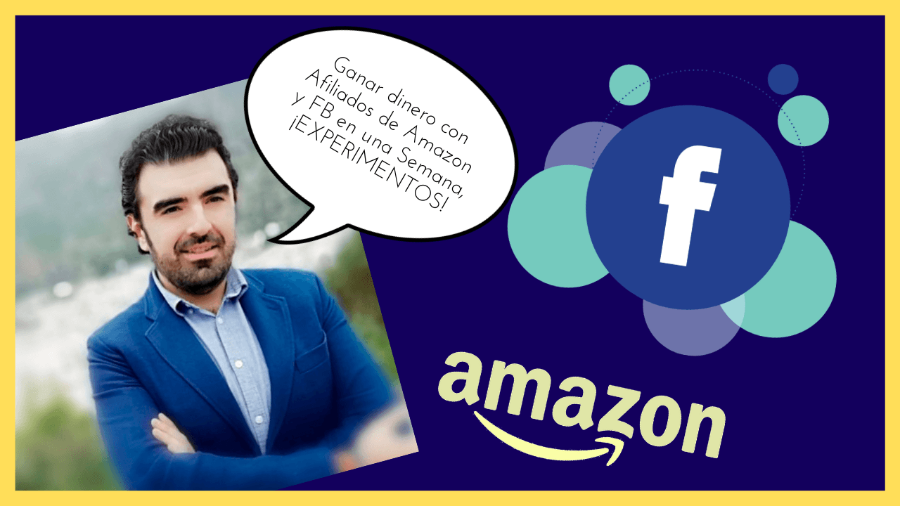 Afiliados de Amazon y Facebook
