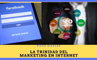 SEO, redes sociales y gestión de la reputación en línea: la trinidad de marketing en Internet