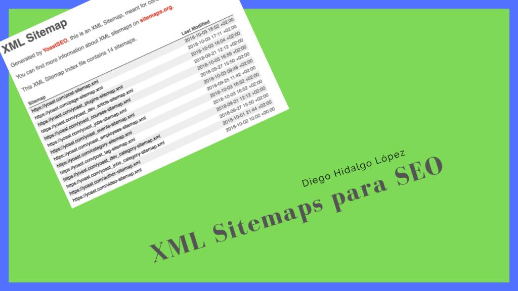 XML Sitemaps para SEO