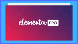 Elementor pro 2.6