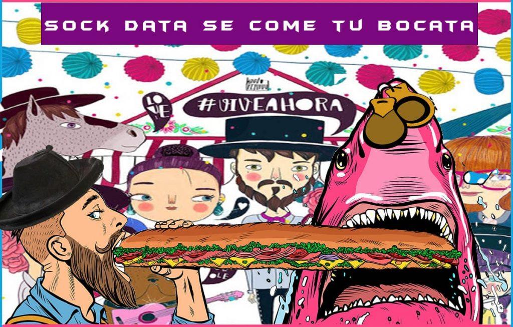 Sock Data se come tu bocata